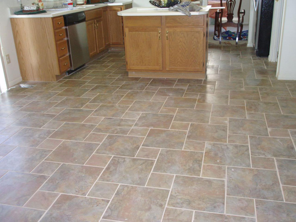 Flooring Kitchen floor designs