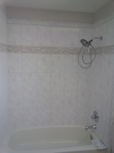 Tile - Grouted