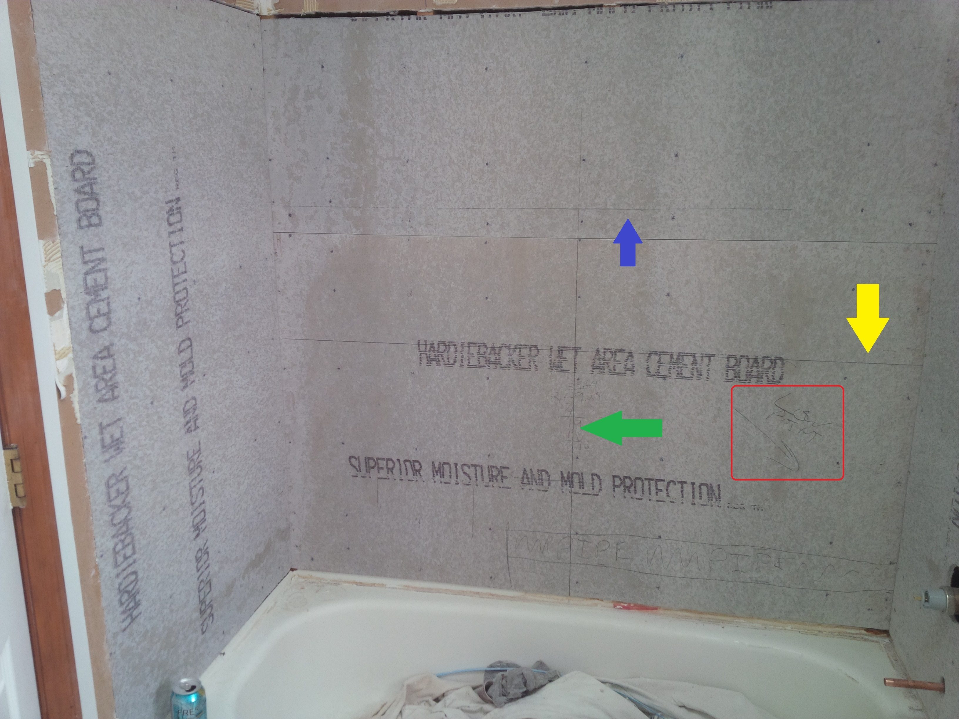 Re-Tile a Tub or Shower Part Three «